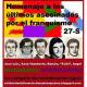 Homenaje a los cinco últimos represaliados por la dictadura franquista