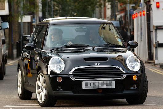 Madonna's 16-year-old Mini Cooper S on sale for £55,000 | Motoring Research