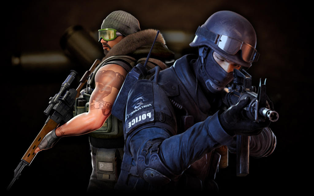 All About Games Swat Logo Wallpaper Point Blank Wallpaper Red
