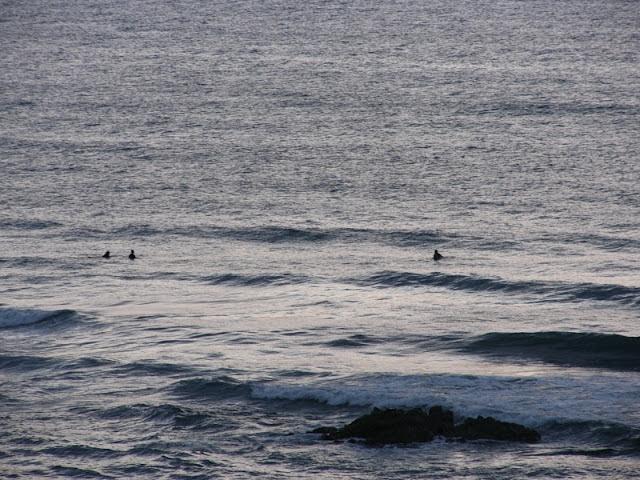 sesión de surfing del 30 de julio del 2007 - sopelana