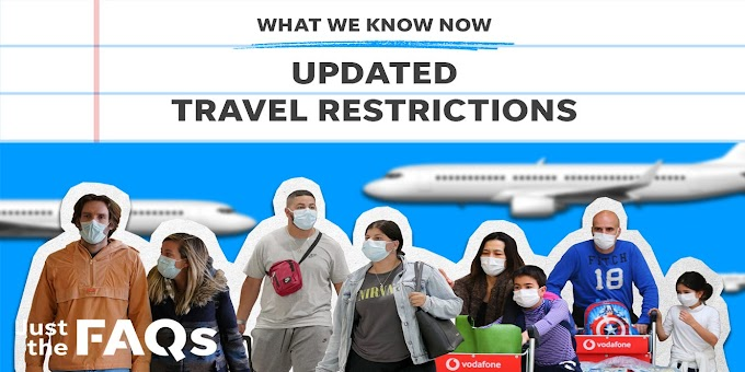 Here's how the new COVID-19 travel restrictions will affect your next trip