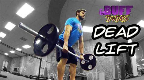 perform  deadlift proper deadlift technique