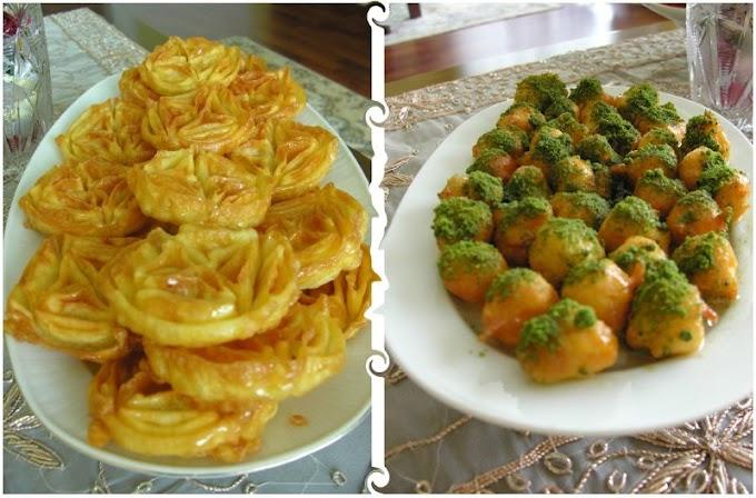 Demir Tatlısı & Lokma - Ye#9 Yöresel Yemekler