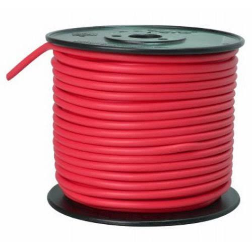 Google Express - Coleman Cable 55672123 100 ft 10 Gauge Primary Wire Red