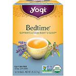 Yogi Tea - Bedtime Tea - Caffeine Free (16 Tea Bags) - Sleep Support