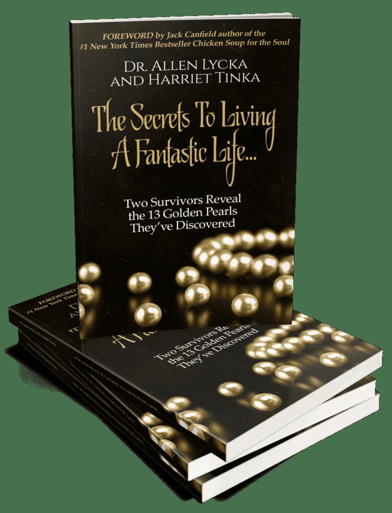The Secrets to Living A Fantastic Life book cover