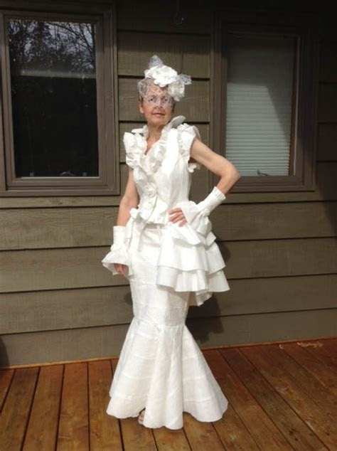 The 2013 Toilet Paper Wedding Dress Contest