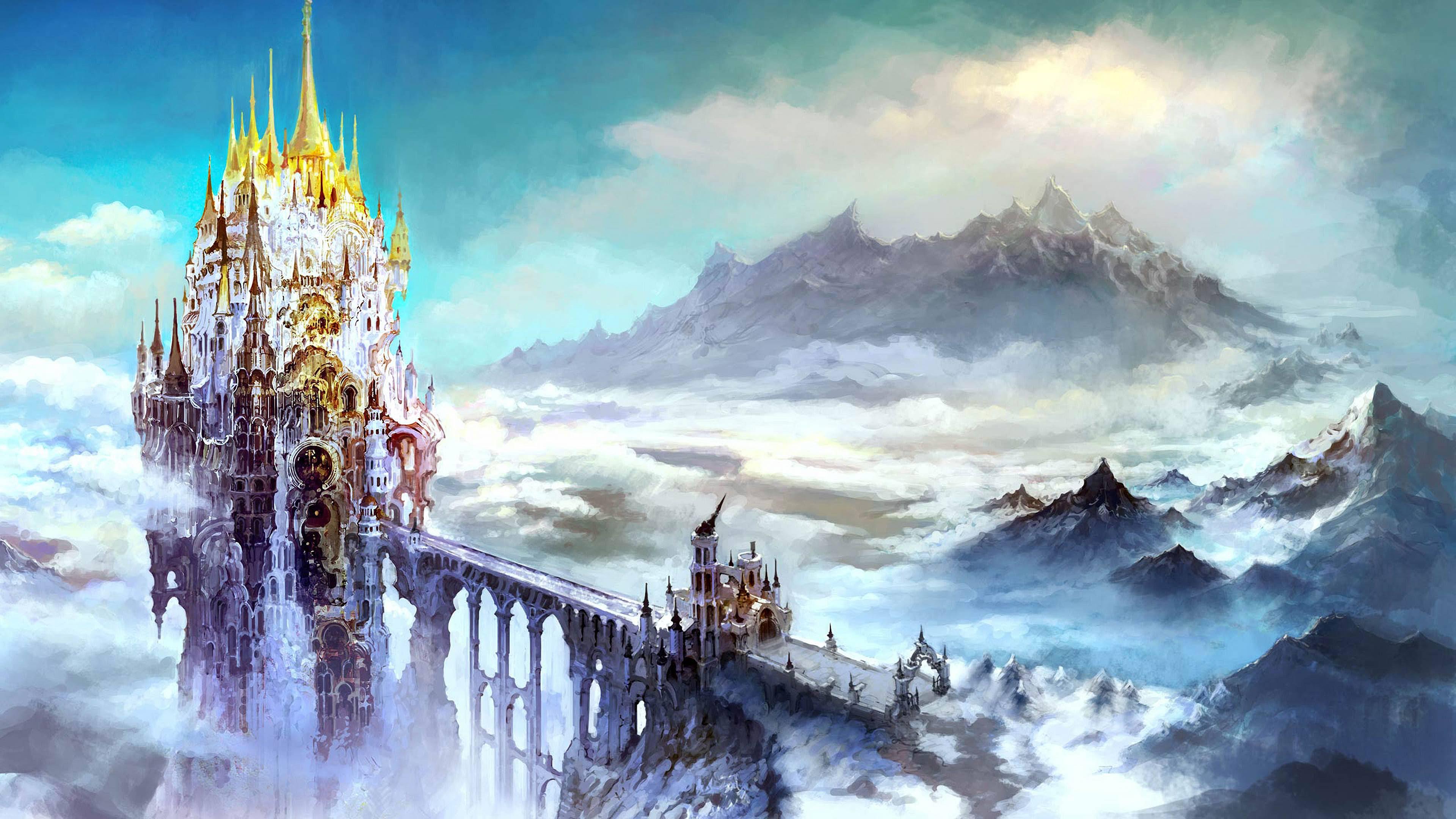 Final Fantasy Xiv 4k 8k Wallpapers Ffxiv