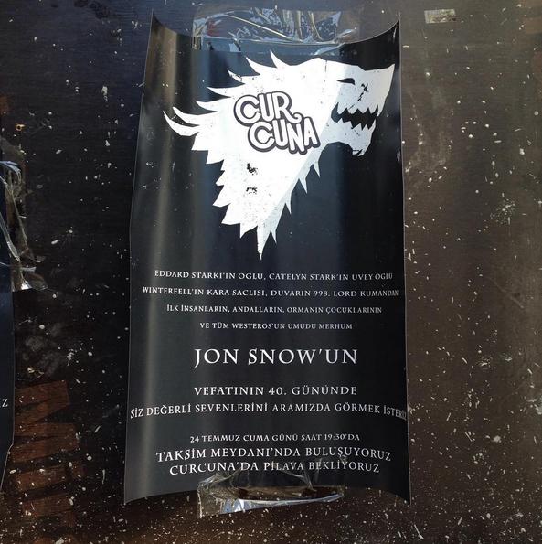 Jon Snow vefa