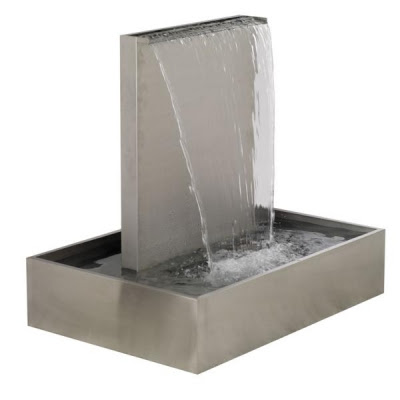 Stainless Steel Water Blade Water Features