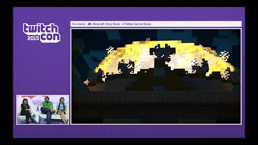 Minecraft: Story Mode Looks Awesome! Watch the PAX Demo Played at TwitchCon! - Gearcraft