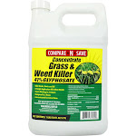 Compare-n-save 75324 Concentrate Grass and Weed Killer, 41% Glyphosate, 1 Gallon