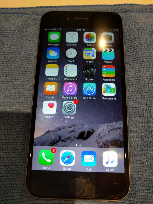 DPB691: Apple iPhone 6 (AT&T) - For Sale $400 | Swappa