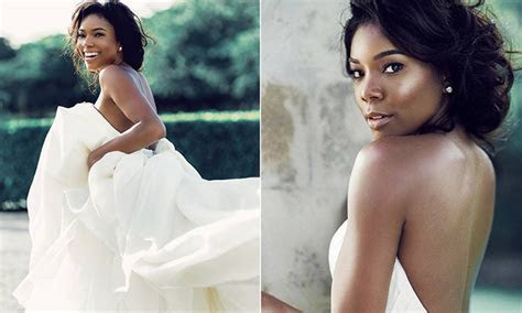 Gabrielle Union is a vision in new unseen photos of her