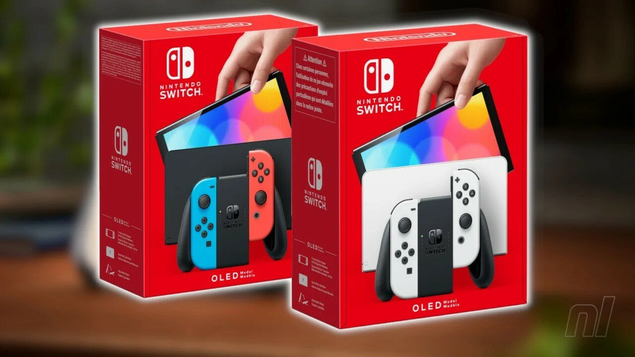 Poll: So, Which Switch OLED Did You Buy?