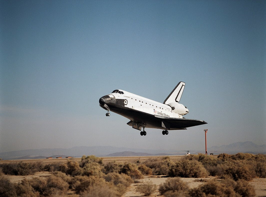 Oct11-1994-STS68landing