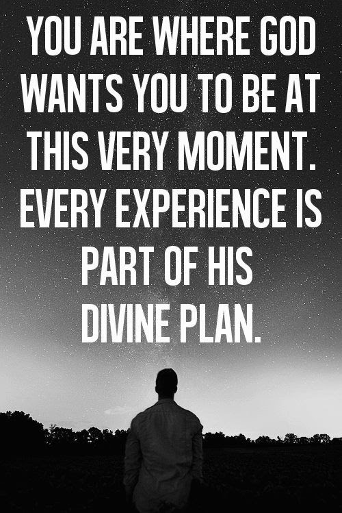 Quotes About Gods Plan For Us 62 Quotes