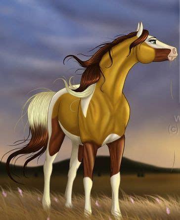 spirit custom horses  horse related  pinterest