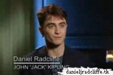 Sneak peek of My Boy Jack, introduction by Daniel