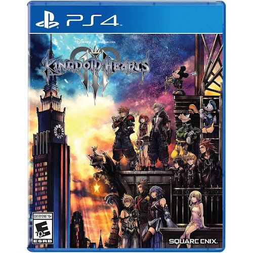Kingdom Hearts III [PS4 Game]