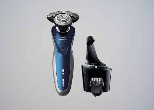 Philips Norelco 8900 Electric Shaver Wet & Dry Edition Review
