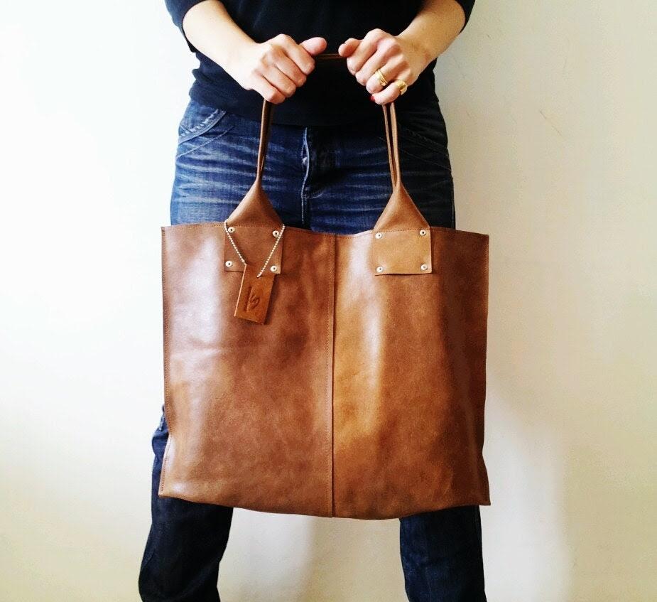 smadar shani leather goods on Etsy