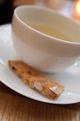 Biscotti, Seasonal Sherbet, Italian Cafe Fiorentina, Grand Hyatt Tokyo, Roppongi