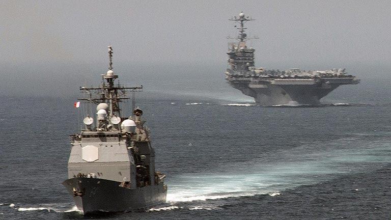 Las potencias occidentales evocan una operación relámpago contra Siria