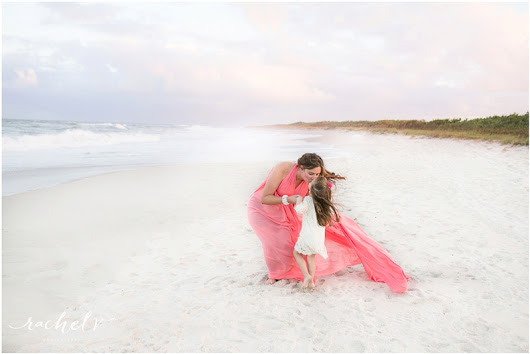 Seaside Maternity Session
