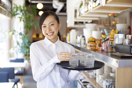 Professional Waiter Certificate Course Online | The Training Terminal