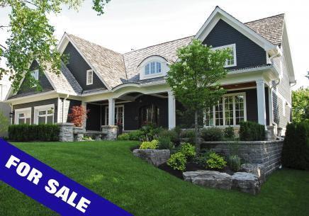 Landscaping for quick real estate sale - landscape ontario ...