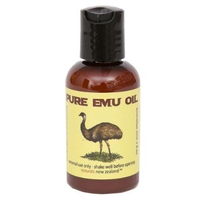 Emu Oil ~ great for hair and skin! From Koru Naturals ~ Review at Circling Through This Life