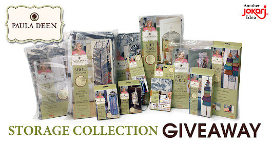 Paula Deen Product Giveaway by Jokari | Full Collection & Autograph!