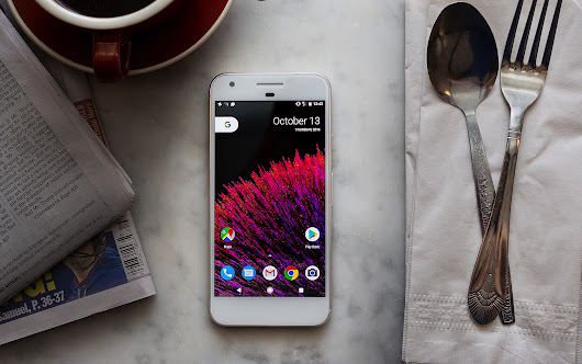 Google Pixel review: Home run