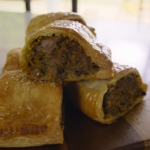 Tom Kerridge Mediterranean puff pastry tart recipe - The ...