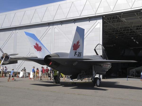 F-35 Canadá