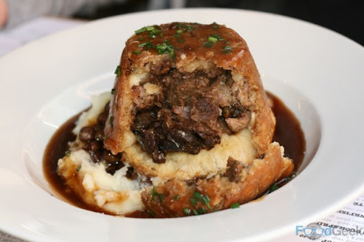 Beef & Pudding, Manchester – The Best Pub Food In The City?
