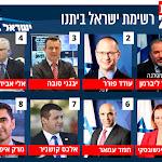 ישראל ביתנו הציגה את רשימתה לכנסת: