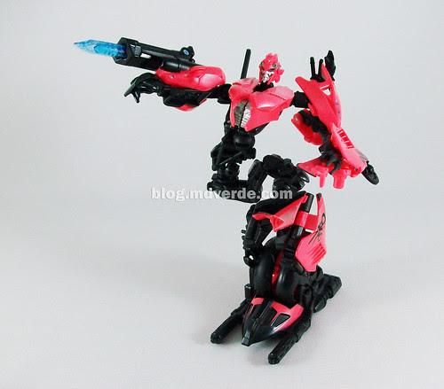 Transformers Arcee RotF Deluxe - modo robot