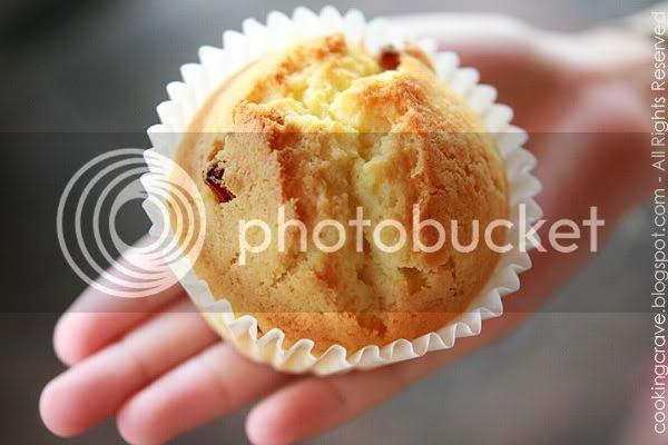 Butter Raisin Cupcake1