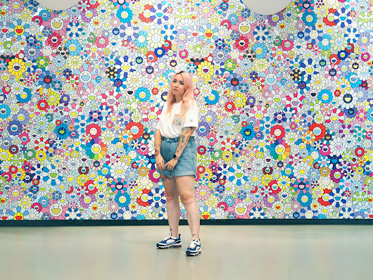 Mode : Look Takashi Murakami à la Fondation Louis Vuitton - Lazy Kat