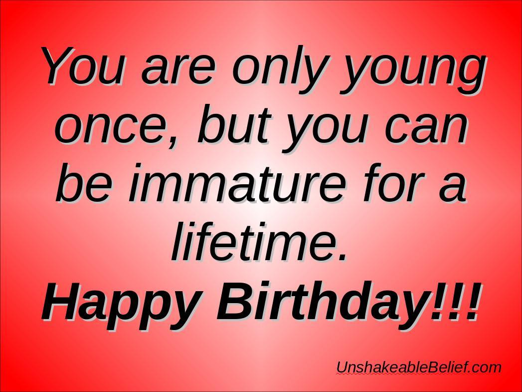 Adult Happy Birthday Quotes. QuotesGram