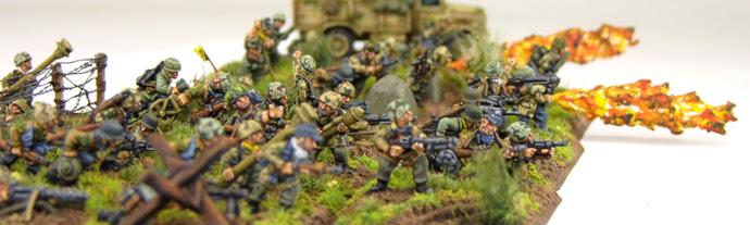 Fallschirmpionier Platoon