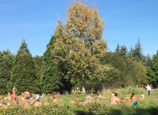 Nudesletter – Octobre 2018 – Association des Naturistes de Paris