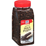 McCormick Whole Black Pepper 13 oz
