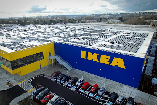 Ikea's Green Energy Deal Could Save Customers Hundreds Each Year