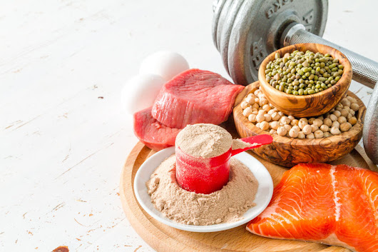 Lean on Protein: A Primer on a Basic Building Block for Good Health