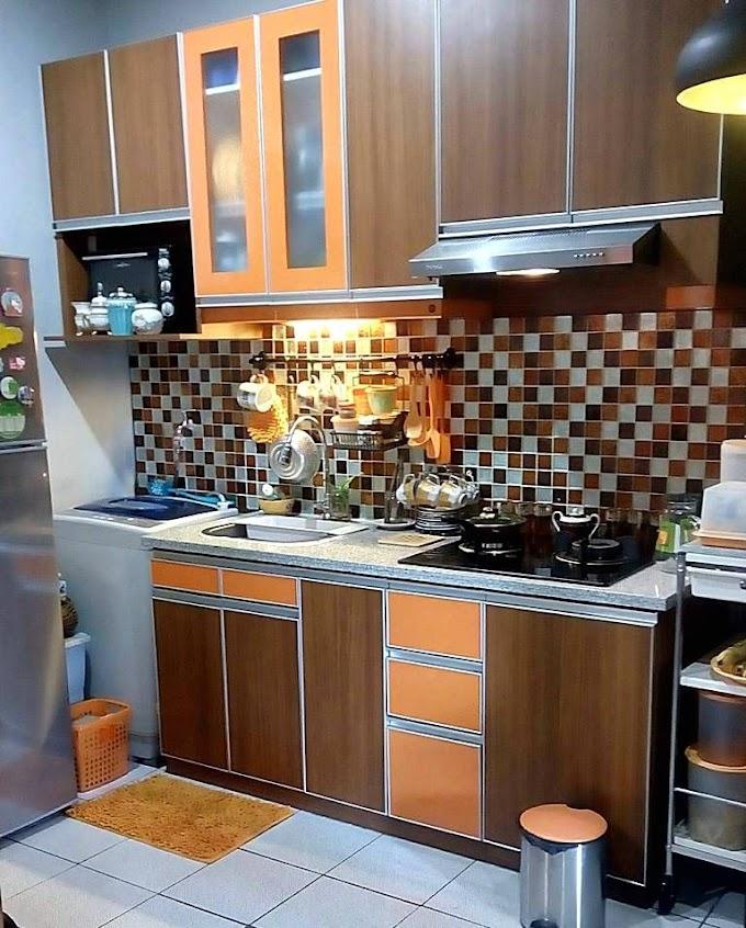 Dapur Minimalis Kecil Dan Cantik | Ide Rumah Minimalis