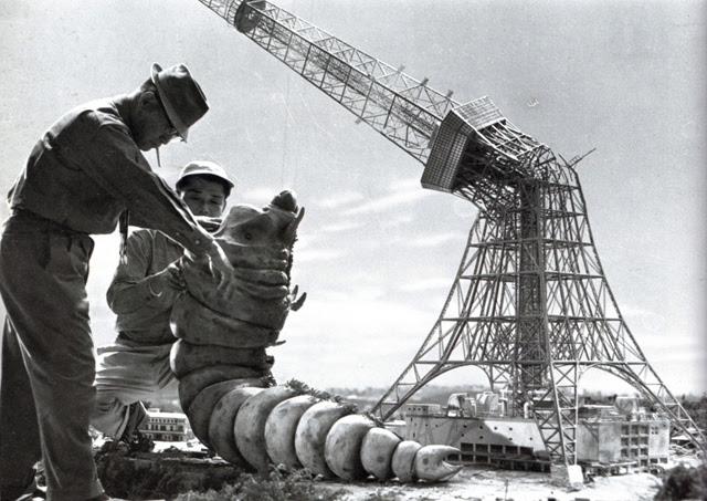 Mothra 1961 Photos sur des tournages de films  photo histoire featured cinema 2 art