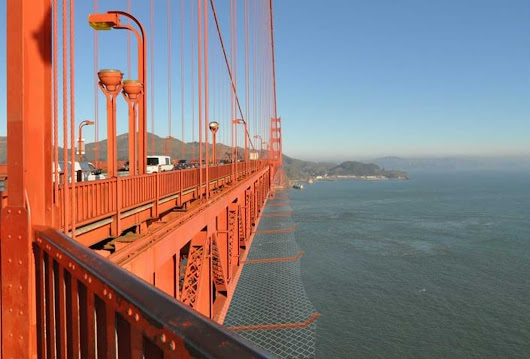 After years and hundreds of suicides off the Golden Gate Bridge, a new net could save lives